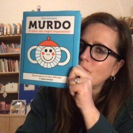 Murdo, uno yeti fuori dagli schemi. #libri #novità